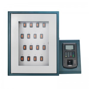 8 Year Exporter Key Cabinet With Keypad - i-keybox-16 universal electrical cabinet keys – Landwell