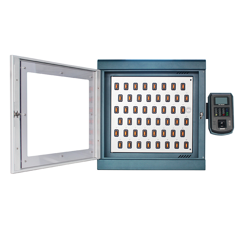 OEM Factory for Key Cabinets For Sale - i-keybox-48 Hot Sales Security Key Holder Cabinet – Landwell