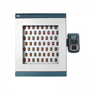 Wholesale Discount Dual Control Key Box - i-keybox-64 Most Secure Key Lock cabinet – Landwell