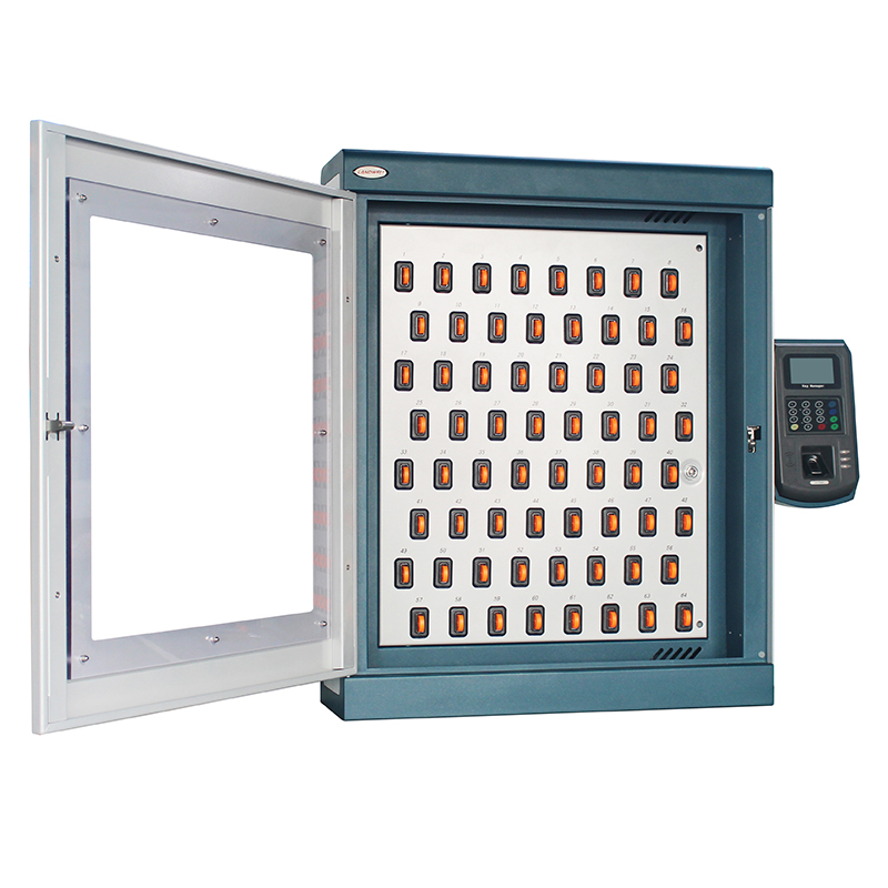 Hot Sale for Management System Key Safe Cabinet - i-keybox-64 Most Secure Key Lock cabinet – Landwell