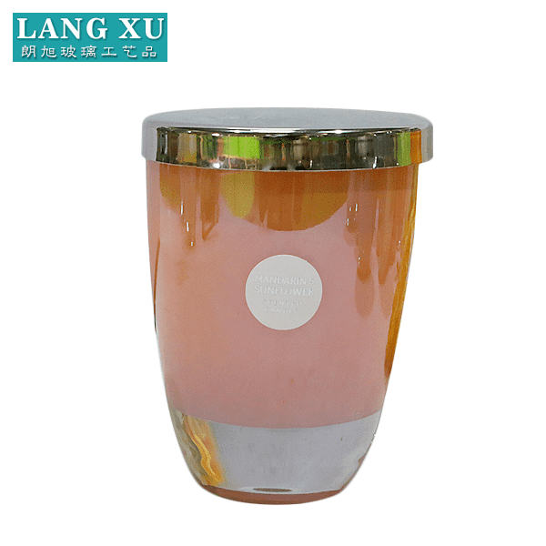 FJ033LC decorative wholesale paraffin candles wax canada