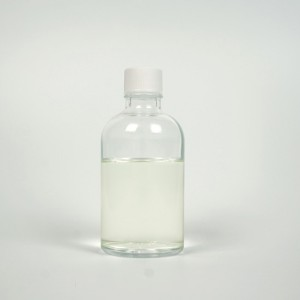 Transparent chelated silver solution