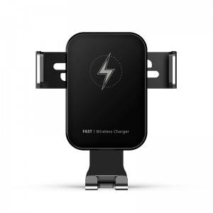 New Fashion Design for Fast Charging Wireless Charger - Desktop Type CW06 – Lantaisi