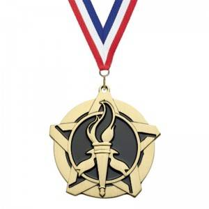 OEM/ODM China Medal With Ribbon - Achievement Medals – Kingtai