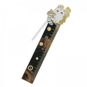 Bookmark and ruler