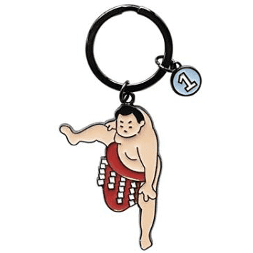 Soft Enamel keychain Featured Image