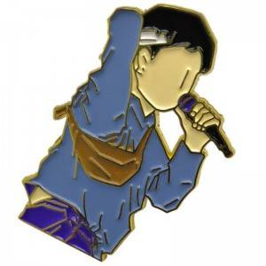 Professional China Club Lapel Pin - soft enamel – Kingtai