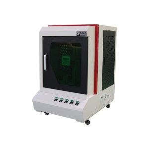 Raycus 30W Full Cover Fiber Laser Marking Machine