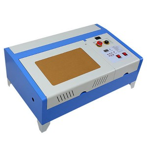 Wholesale Laser Engraver For Metal - 12 x 8 inches 40W CO2 Laser Engraver and Cutter – Mingjue