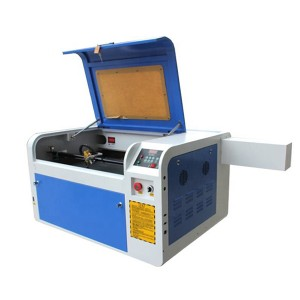 Low price for 3020 Co2 Laser Cutter Engraver - 40/50/60W 23.6×12″ CO2 Laser Engraver Cutter – Mingjue