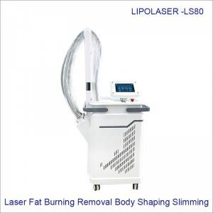 China Wholesale Microneedling Dermapen Suppliers - 1060nm Diode Laser Fat Freezing Body Slimming Machine LS80 – Zohonice