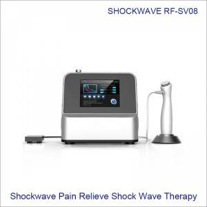 China Wholesale 1060nm Laser Sculpture Manufacturers - Medical Equipment Focused Shockwave Therapy body reshaping Machine SV08 – Zohonice