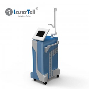 OEM manufacturer 100w Co2 Laser - Dermatology Multifunction Laser medical Co2 fractional vaginal tightening laser Machine/laser facial rejuvenation machine  – LaserTell