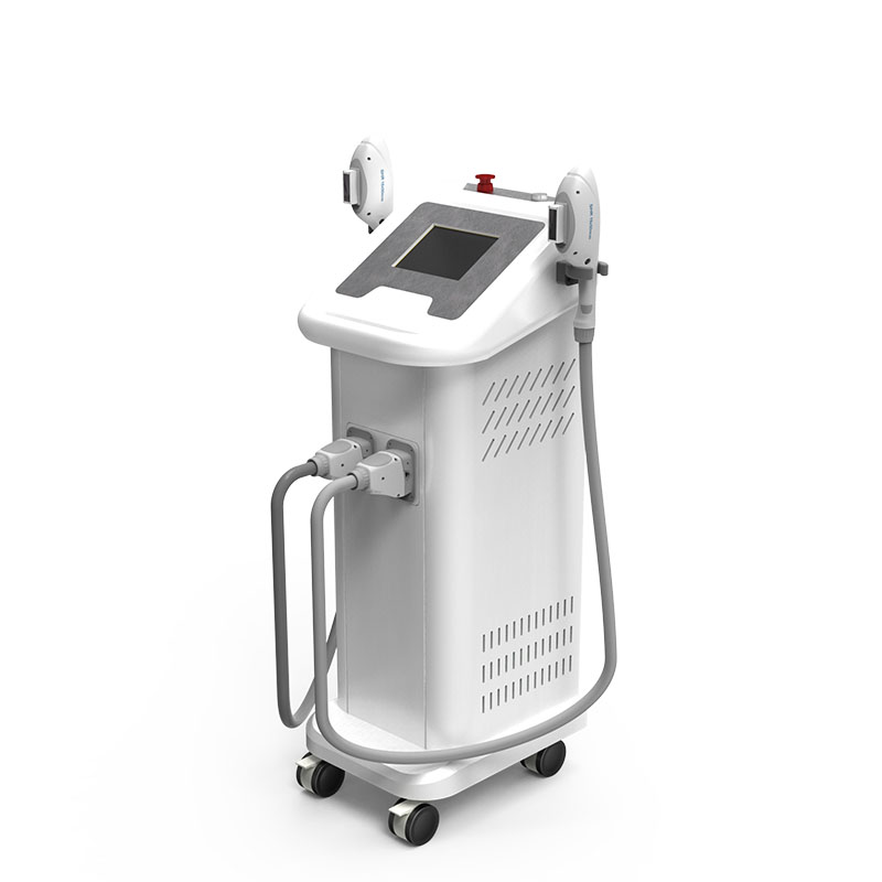 Popular Design for Laser Hair Removal From Home - Vertical IPL SHR Machine for hair removalelight ipl rf nd yag laser ipl shr – LaserTell