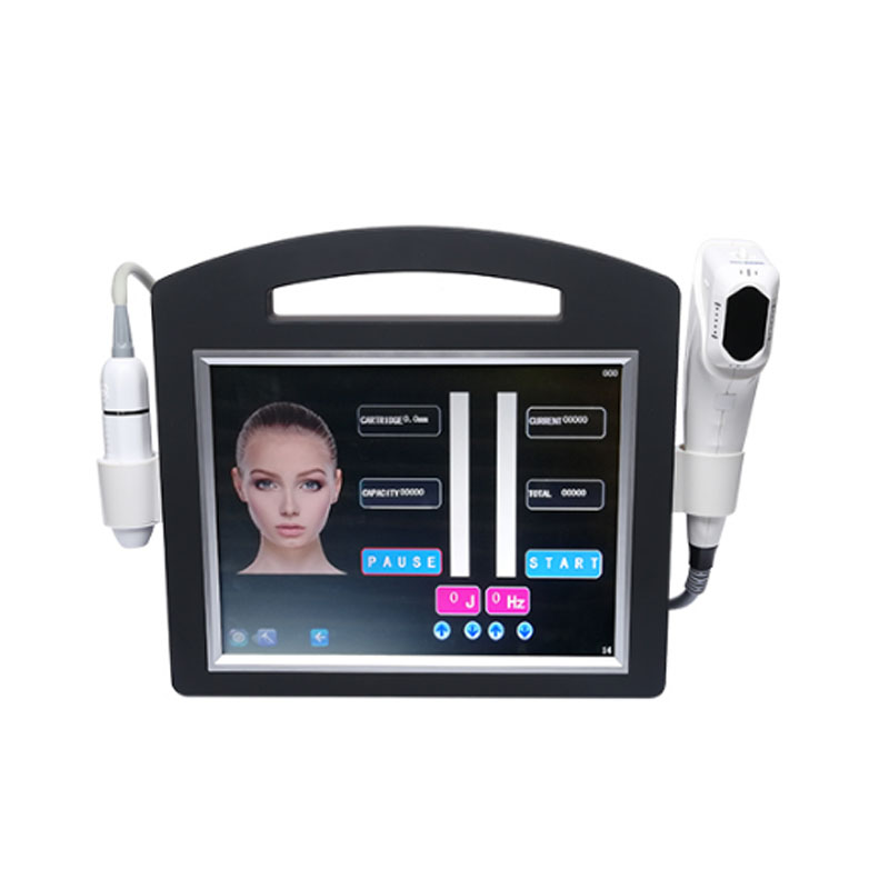 Good Quality Lasertell - Popular beauty machine skin rejuvenation rinkle removal ultrasonic 4D Vmax HIFU – LaserTell Featured Image