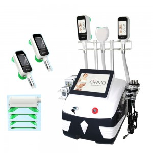 Cryolipolysis Machine Fat Freeze Slimming Cryo Fat Removal