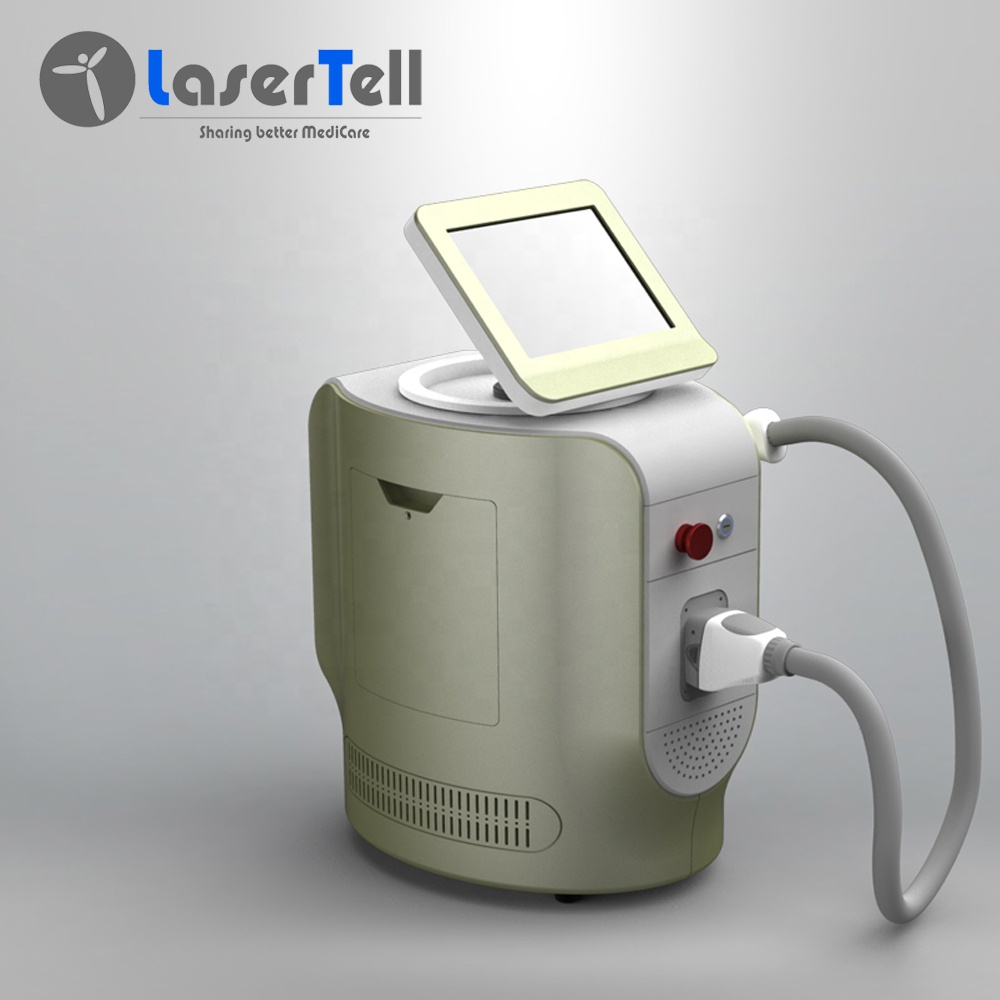 Top quality leg hair removal machine 808 diode laser hair removal equipment