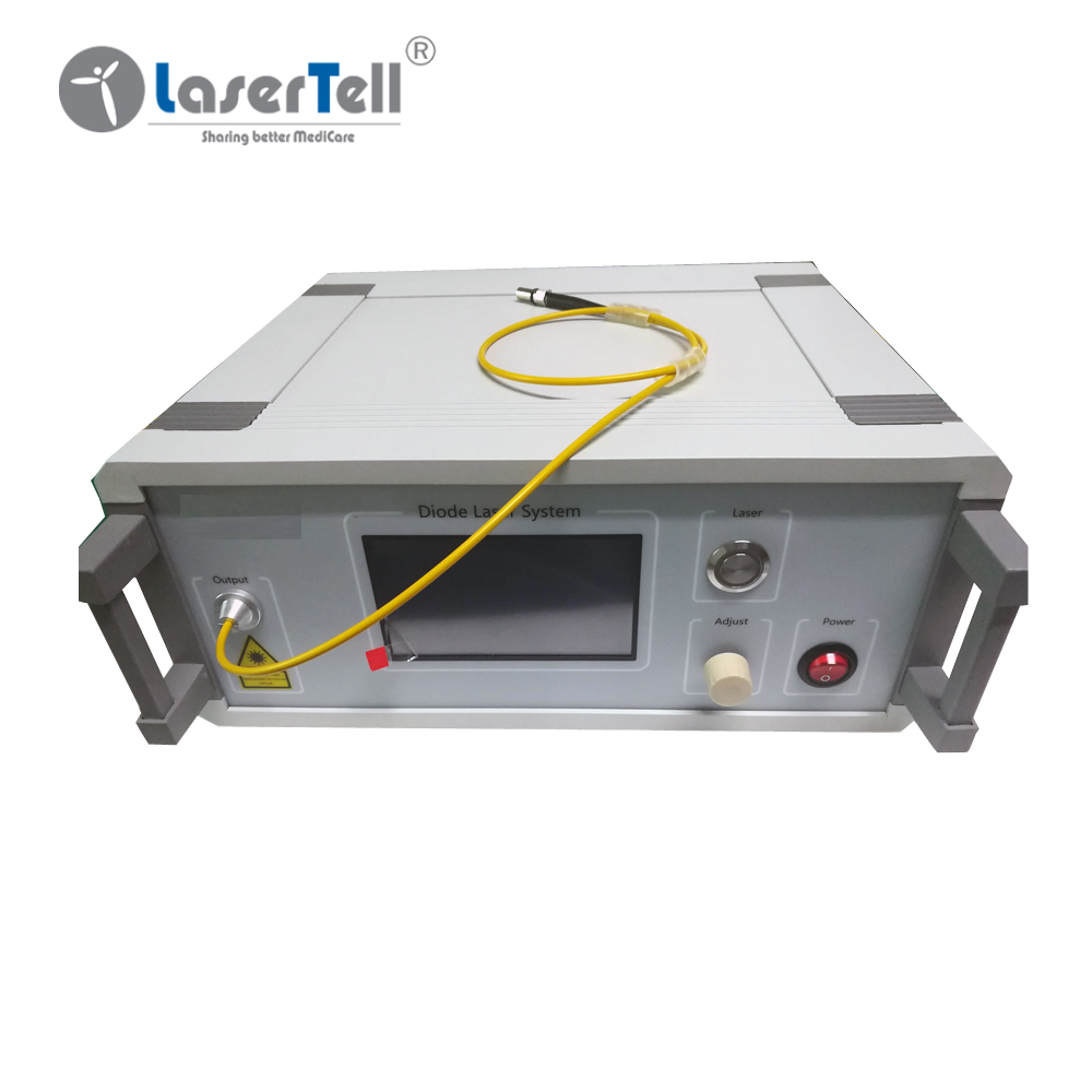 2020 High quality Spider Vein Removal Machine - diode laser 980nm vascular removal machine – LaserTell