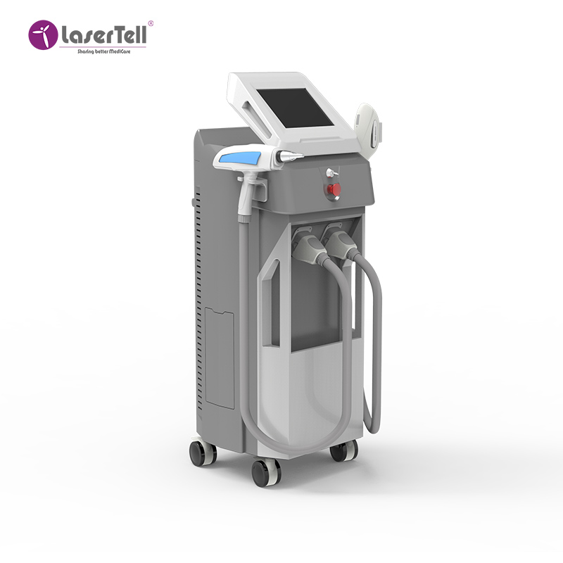 Vertical elight shr opt Shr Elight Vertical Remove Ipl IPL  Elight SHR 2 In 1 Vertical Hair Removal Machine