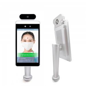 Face Recognition Thermometer with Infrared Themperature Measuring LS080