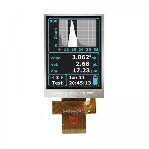 OEM/ODM Supplier Tft Capacitive Touchscreen - 2.83″ IPS 240X320 500nit, RTPCTP optional, 40pins CPURGBSPI ST7789V – Hengtai