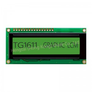 High Quality Large Character Lcd - Factory Wholesale Cheapest Russian letter lcd display – Hengtai