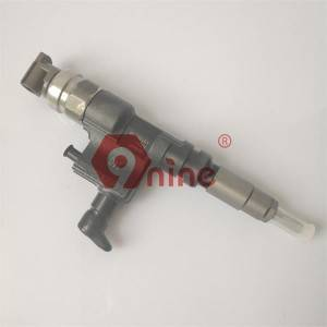OEM China 22100 0l060 - High Quality Common Rail Injector 095000-5320 23670-78030 Auto Parts Fuel Injector 095000-5320 – Jiujiujiayi