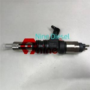 Best Price for 1465a307 - 100% New Diesel Common Rail Injector 295050-0260 SH0113H50 With Excellent Quality – Jiujiujiayi