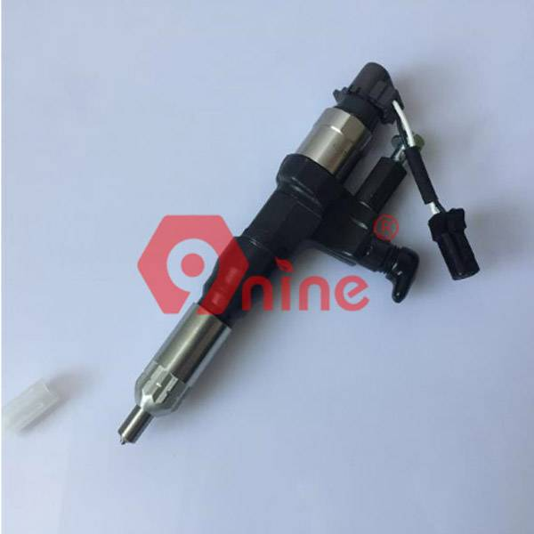 28481 - Diesel Injector Nozzle 095000-6583 23670-E0320 Common Rail Injector 095000-6583 With Excellent Quality – Jiujiujiayi