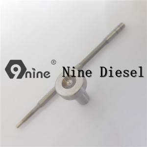 Common Rail Control valve F00RJ01657 For Injector 0445120078