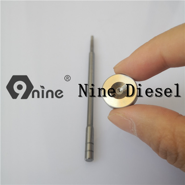 F00R J00 339 common rail injector control valve set F00RJ00339 For 0445120007 Injector Featured Image