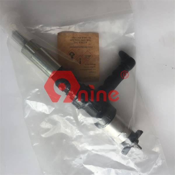 Cheap price 23670 0r010 - High Pressure Denso Injector 095000-6280 6219-11-3100 For HINO Common Rail Injector Truck Diesel Injector 095000-6280 – Jiujiujiayi