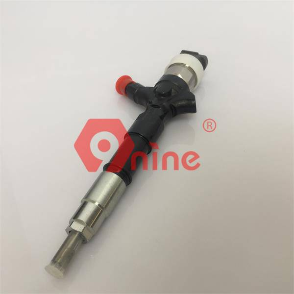 professional factory for 212 3463 - Brand New Denso Common Rail Injector 23670-30370 095000-8560 095000-8220 with Good Performance – Jiujiujiayi