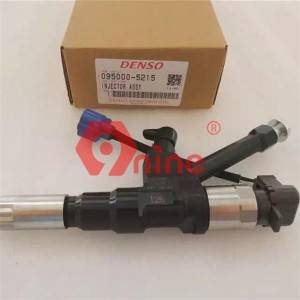 4HK1 100% New Injector Assembly 295050-1520 8-98243863-0 8982438630 With Good Performance