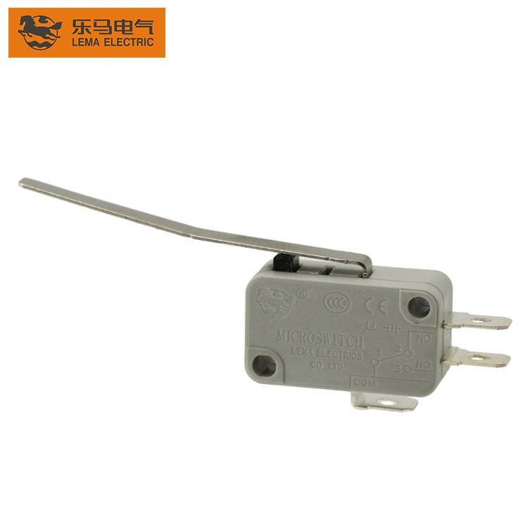 Factory supply Lema KW7-93 long lever sensitive micro switches timer microswitch