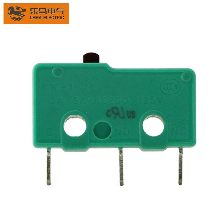 Lema KW12-0S plunger micro switch t125 5e4 sensitive actuator basic switch micro switch