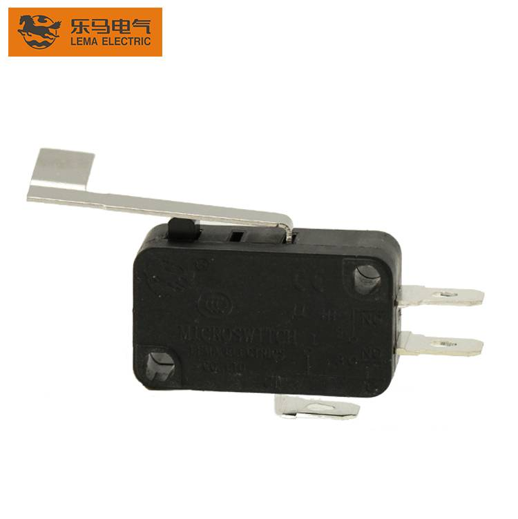 Lema KW7-7 CCC CE VDE Quick Connect Terminal Universal Micro Switch