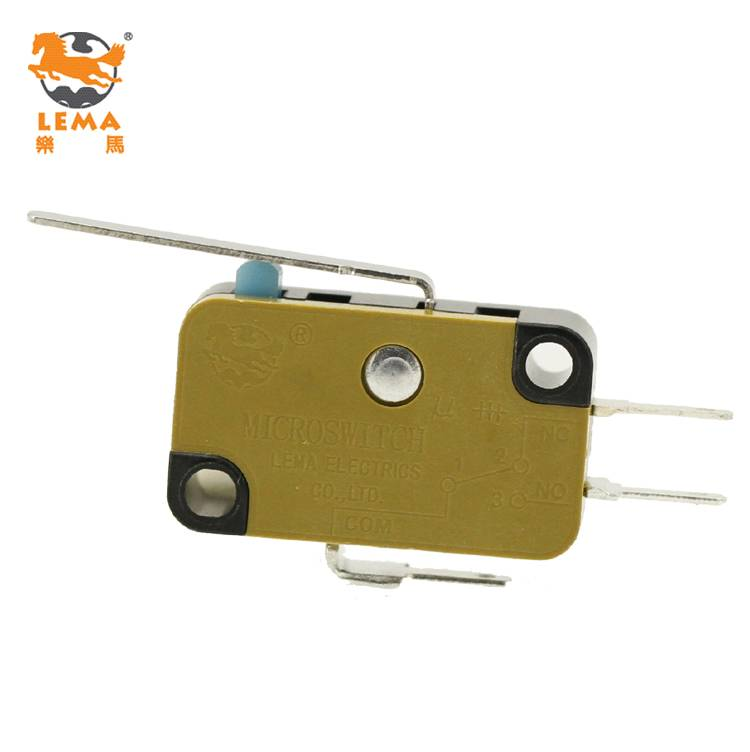 High Quality KW7N-1R Snap Action Sensitive Micro Switch for Home Appliance