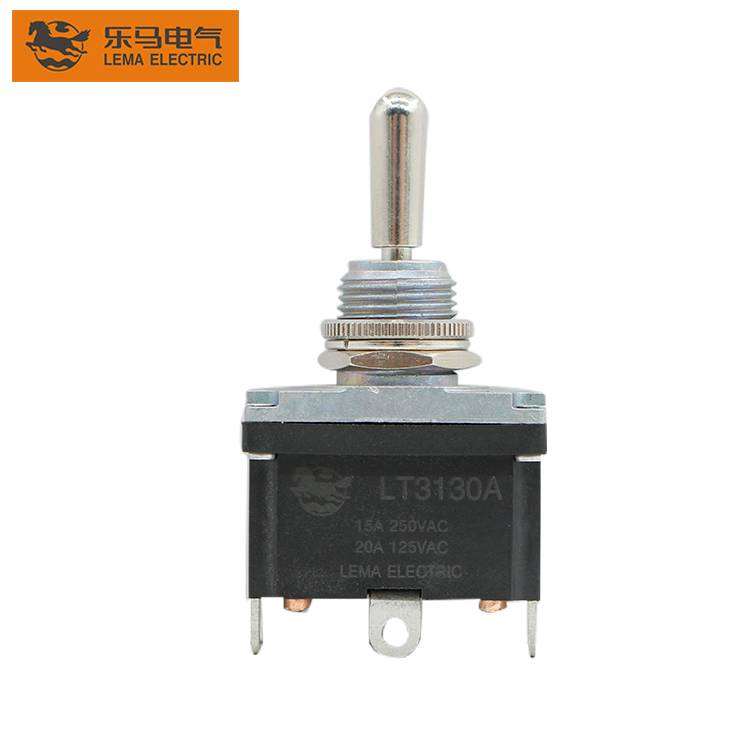 LT3130A Series 10A/15A  Electronic Toggle Switches