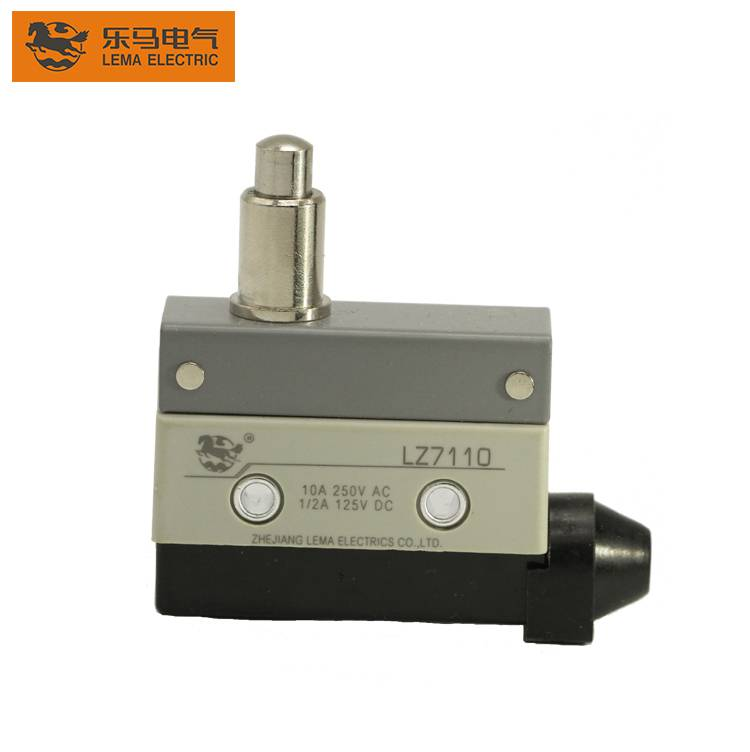 LZ7110 Push Plunger Waterproof Types of Electrical LZ7 Limit Switch
