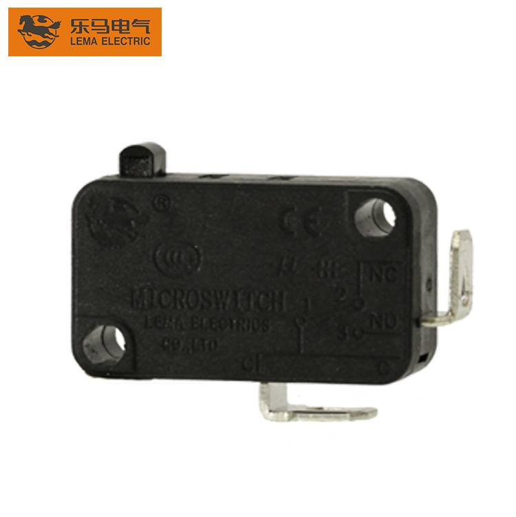 Cheapest Price Microswitch Button - Lema KW7-0CS normal open switch actuator plastic microswitch 3 pins micro switch – Lema