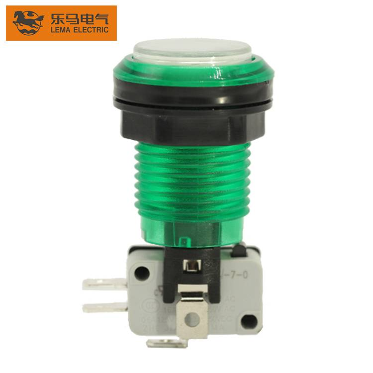 Lema PBS-003 Momentary 16A 250VAC Tactile Push Button Switch