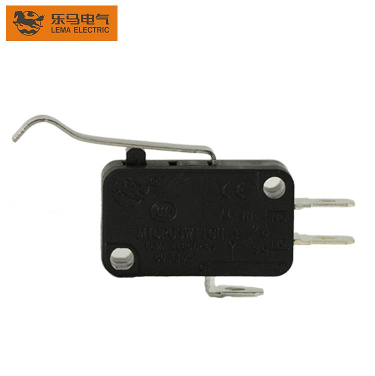 Lema KW7-5I2 actuator bent lever micro switch latching micro switch