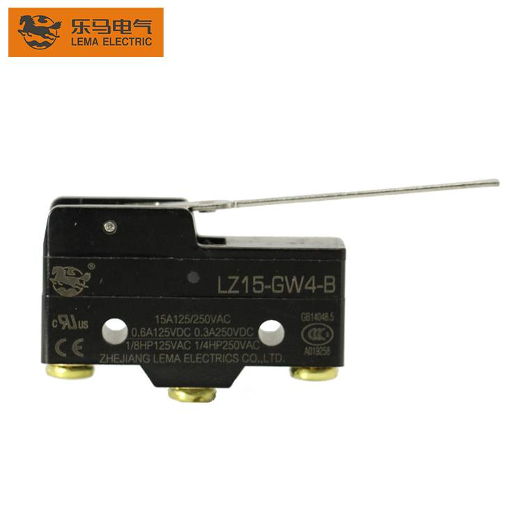 LZ15-GW4-B miniature sensitive solder terminal micro switch