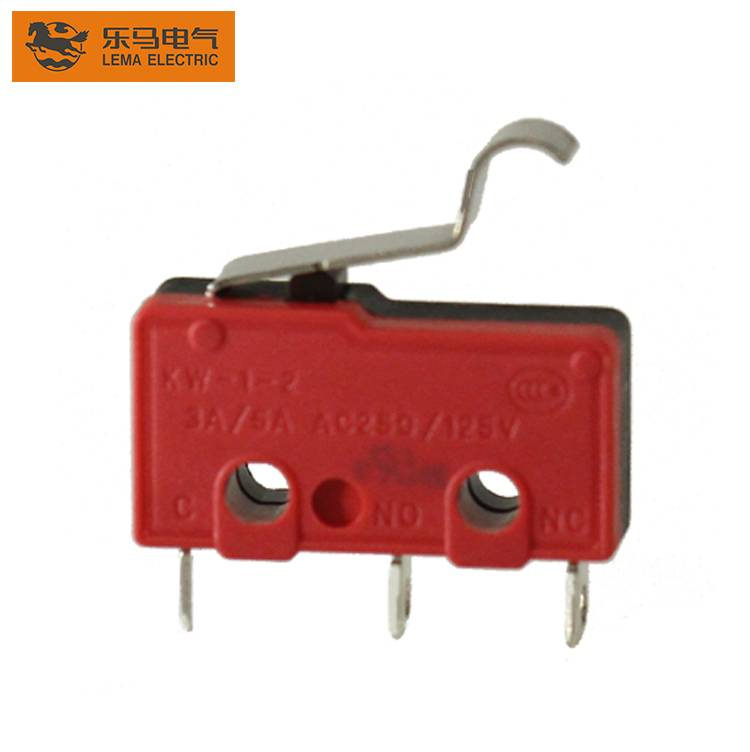 Lema KW12-56 actuator sensitive subminiature micro switch 5a minimum basic switch