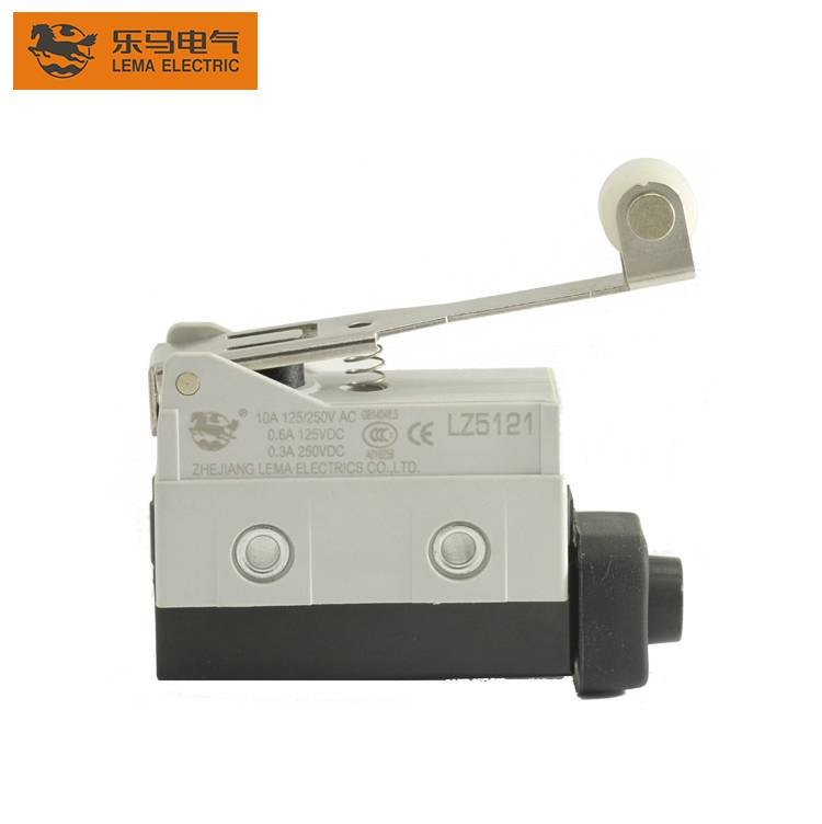 Lema LZ5121 D4MC2020 Short Roller Lever D4MC Approved Limit Switch Elevator