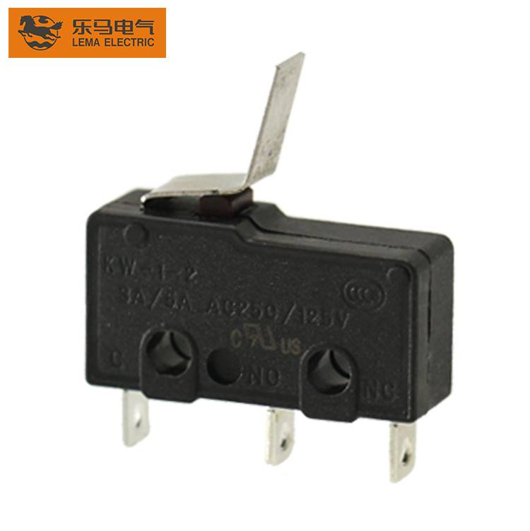 Lema KW12-14 miniature micro switch 5a 250vac electric microswitch