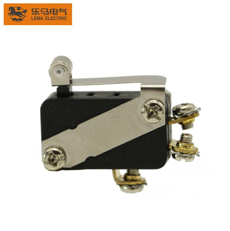 Lema KW7-33L1 screw terminal roller lever snap action micro switch approved microswitch