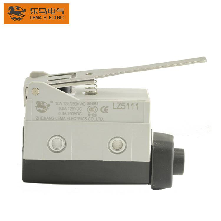 Lema LZ5111 hinge lever type mini limit switch 10a 250vac