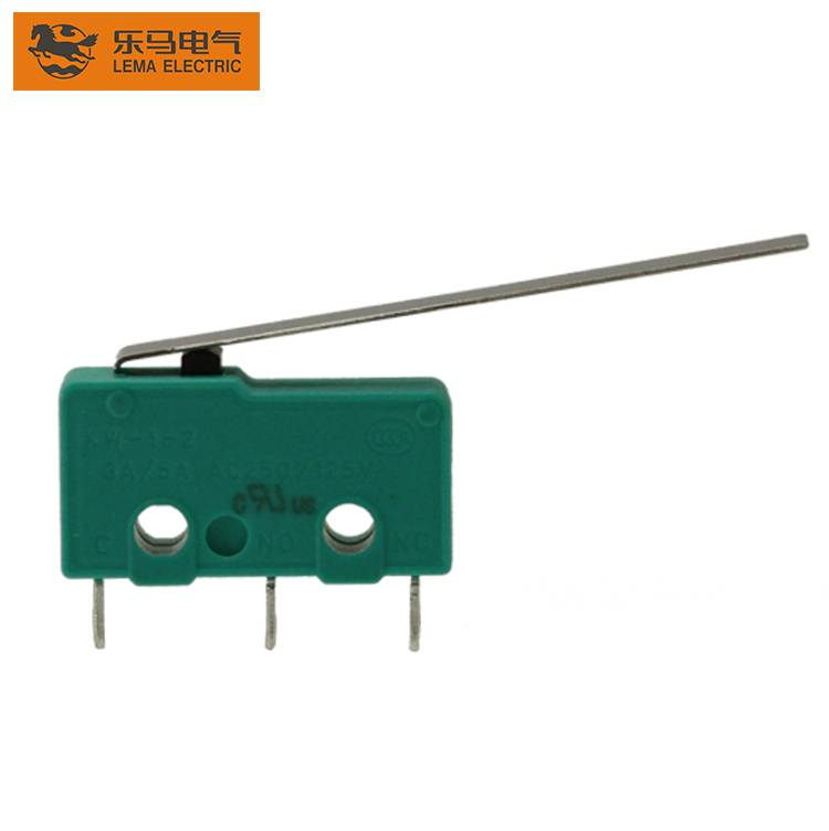 Lema KW12-8 Solder Terminal Sensitive SPDT Micro Switch